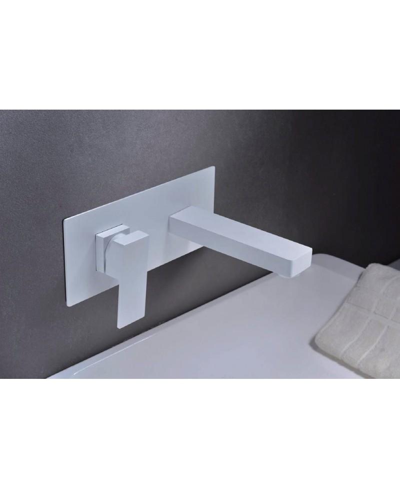 empotrado lavabo blanco suiza