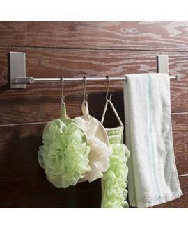 barra adhesiva baño