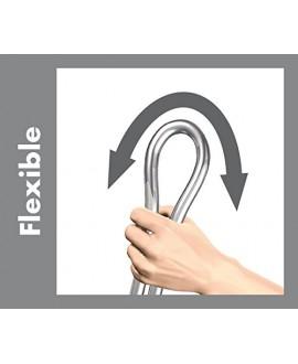 cable ducha antitorsion