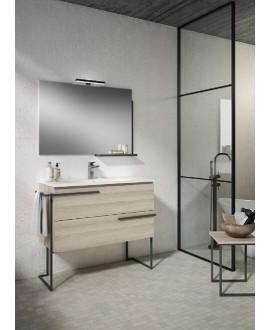 mueble baño escala