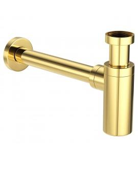 sifon desague lavabo oro