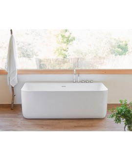 bañera trento muro