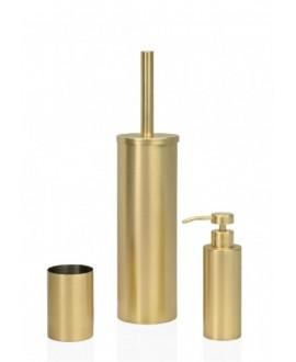 accesorios baño oro