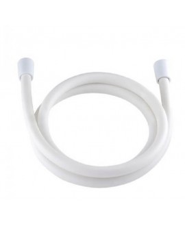 cable ducha blanco