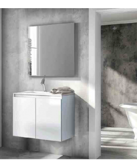 mueble baño 2 puertas