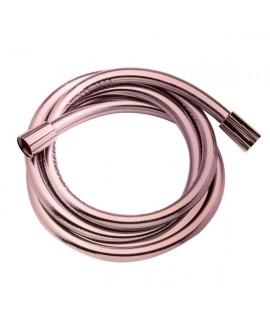 cable ducha oro rosa