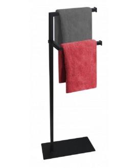 toallero doble negro