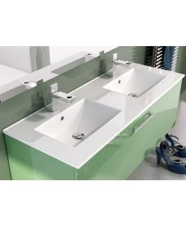 encimera 2 lavabos