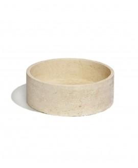 lavabo marmol crema gala