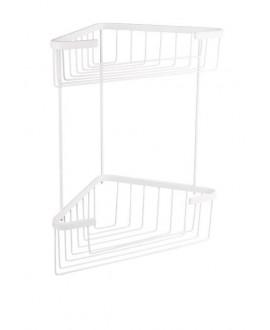 portagel doble esquina blanco