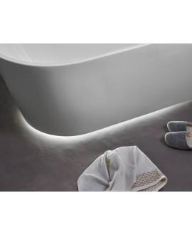 bañera led