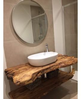 lavabo ovalado
