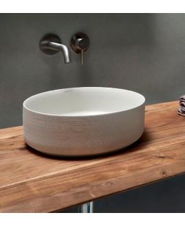lavabo porcelana cruda