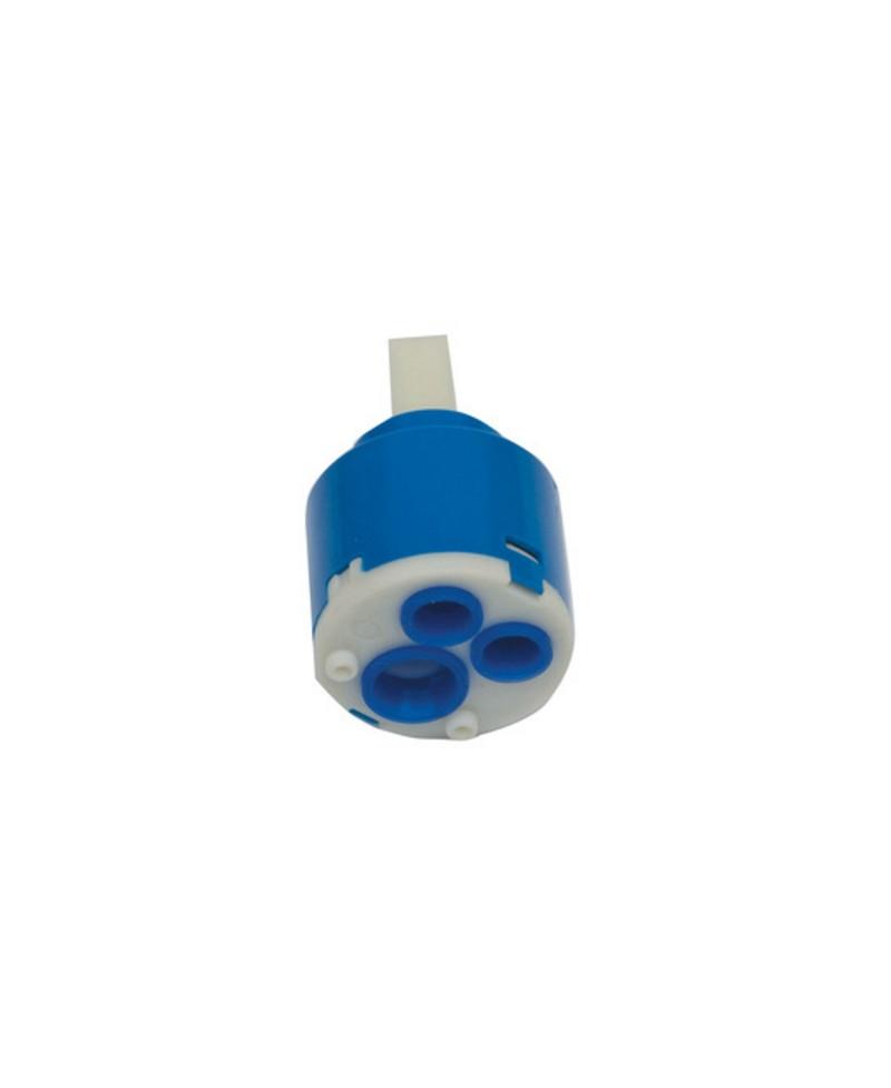 Repuesto cartucho monmando 40mm universal for Repuesto llave monomando