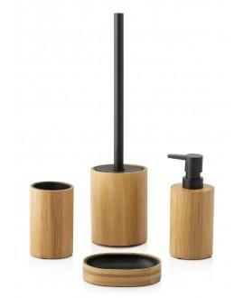 accesorios baño bambu
