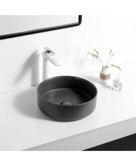 lavabo negro
