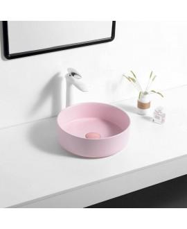 lavabo rosa