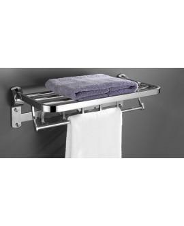 soporte toallas abatible