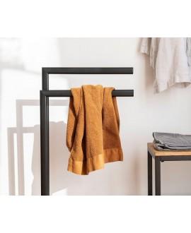 toallero baño negro