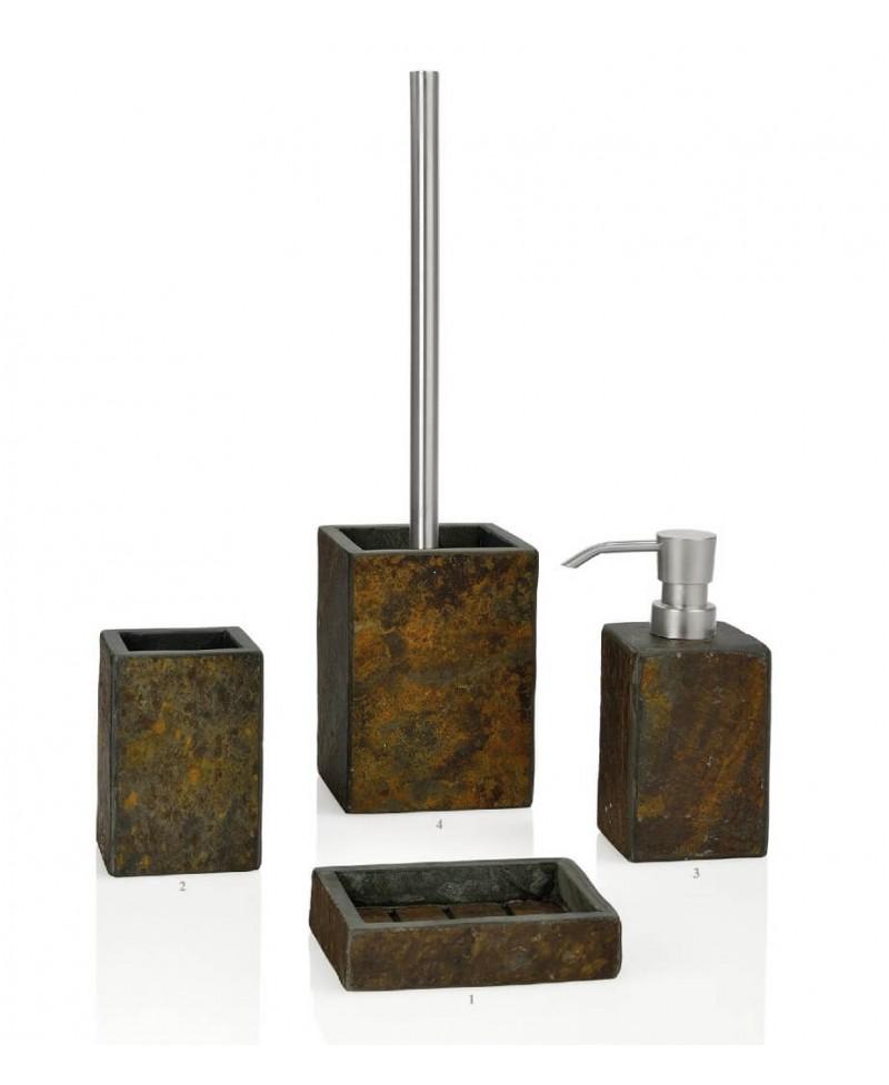 accesorios baño oxido