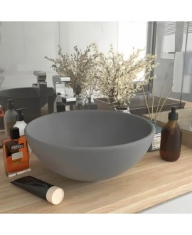 lavabo bol gris