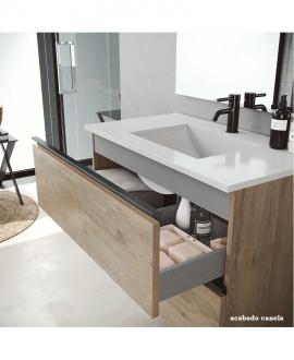 mueble baño granada canela