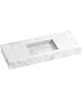 encimera lavabo marmol