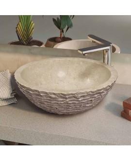 lavabo piedra marmol