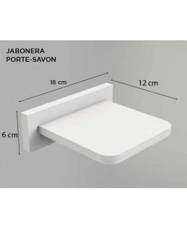 accesorio baño solid surface